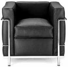 le corbusier lc2 lc3 gran confort. Black Bedroom Furniture Sets. Home Design Ideas